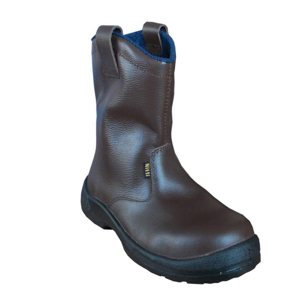 Nitti High Cut Safety Boots Model 23281 Brown