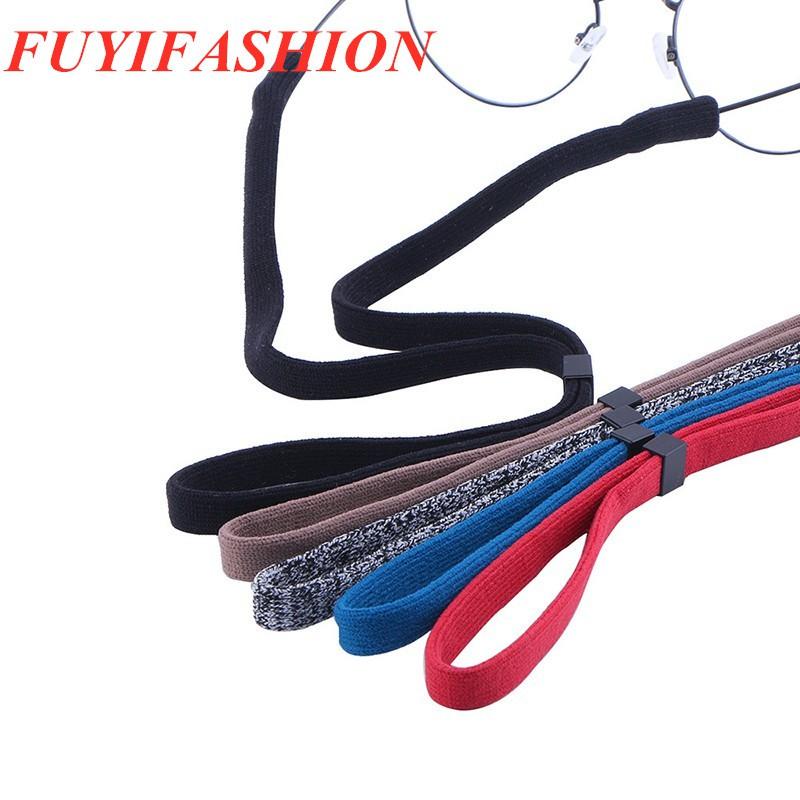 FUYIFASHION Non-Slip Sunglasses Chain Sport Glasses Cord Eyeglasses Eyewear Cord Neck Strap