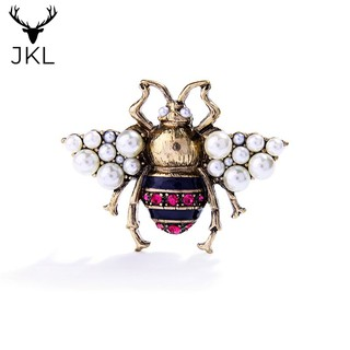 c7d446c162f Vintage Spider Brooch Pin For Women Costume jewelry Bee Brooch NNM ...