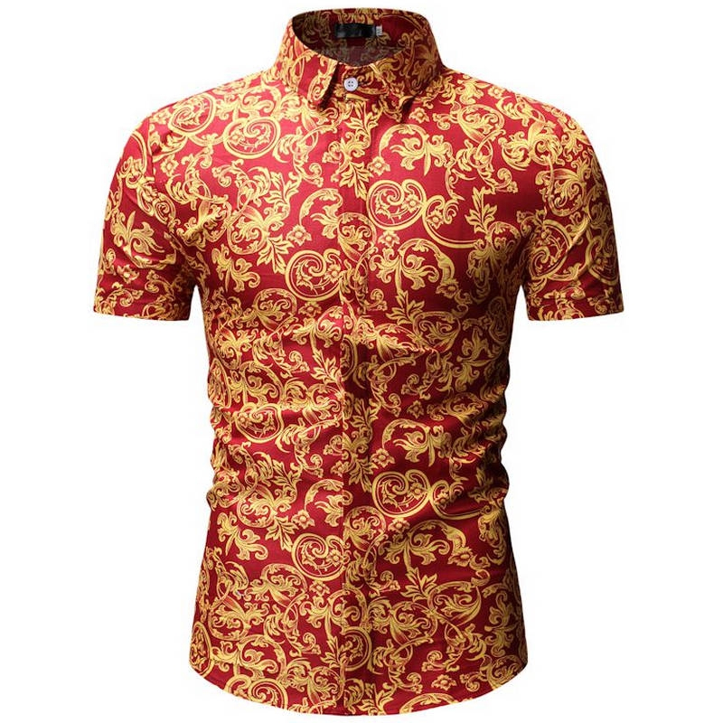 f91bcdadb996 hawaiian shirt - Prices and Promotions - Men s Clothing Feb 2019 ...