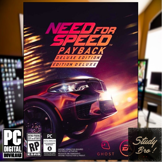 Need for Speed Payback - PC OFFLINE Game [Digital Download] | PC GAME