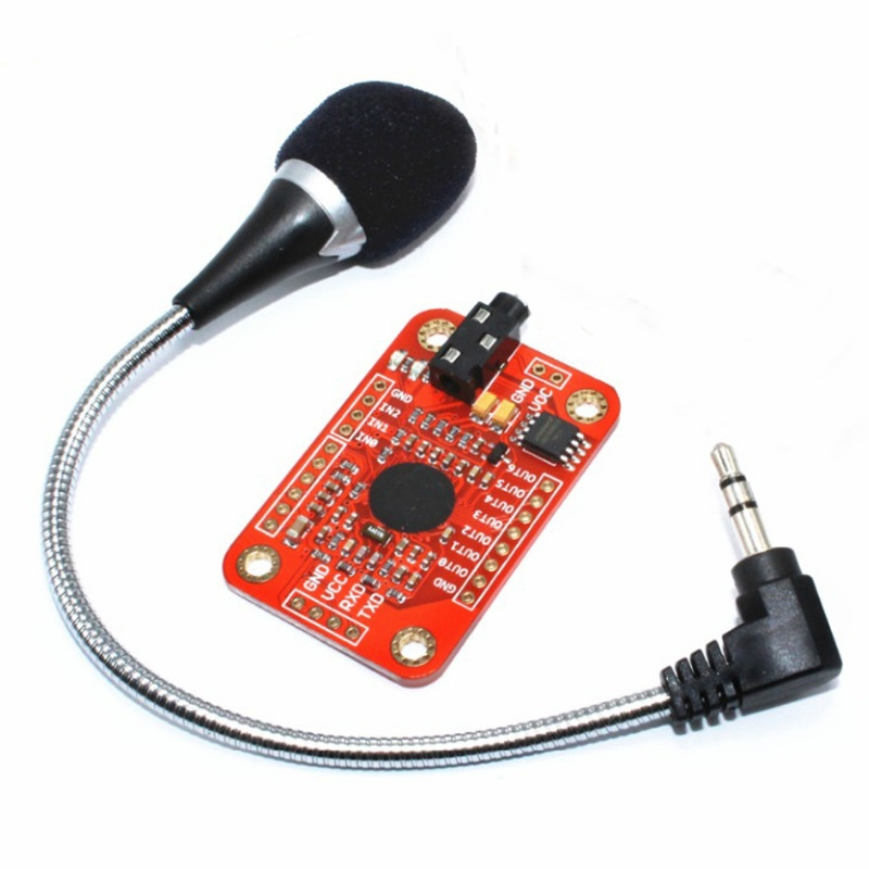 Speed Recognition, Voice Recognition Module V3, Compatible With For Arduino