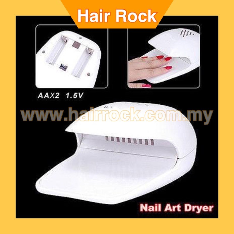 Portable Mini Dryer Fan Blower For Hand or toe Tips