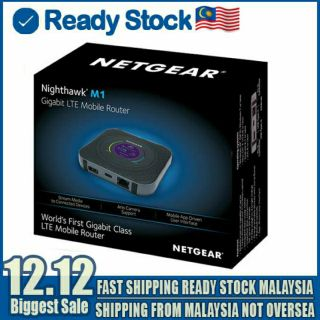 Netgear Nighthawk M1 MR1100 Full Box WiFi Router 1000Mbps