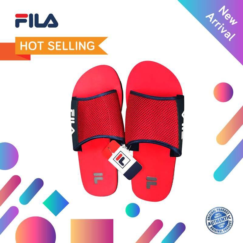 d3c1ddf687 FILA Slippers FS-1003 (Navy) PRE-ORDER