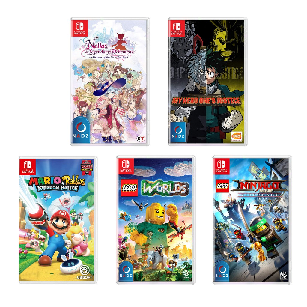 Nintendo Switch: Hot Game 2019(2)