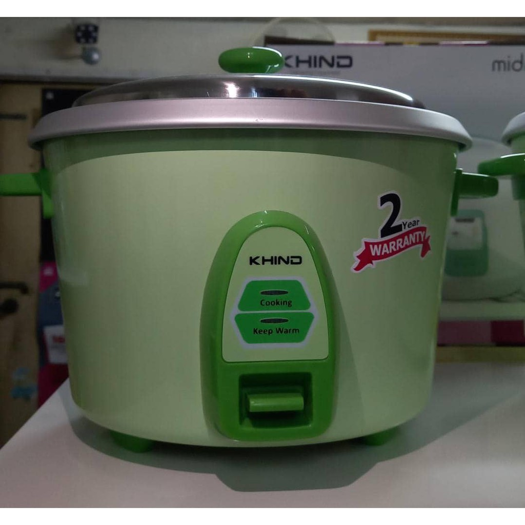 KHIND ELECTRIC RICE COOKER RC828N
