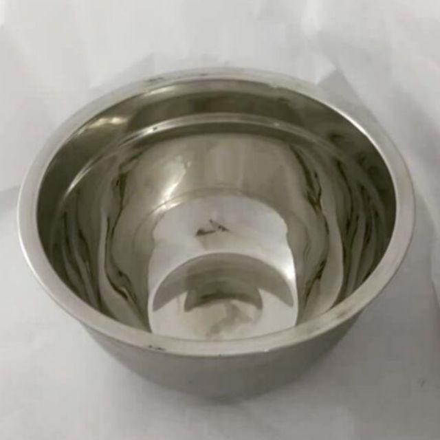 18/ 20/ 22cm Round Shape Deep S/Steel Maxing Bowl / Salad Bowl