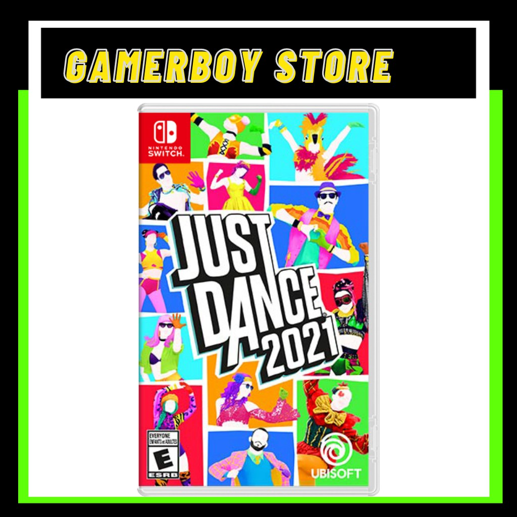 NINTENDO SWITCH JUST DANCE 2021 (PHYSICAL)