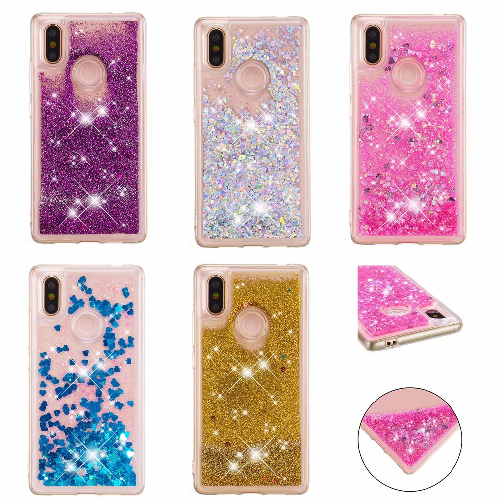 Luxury Bling Diamond Ring Holder Stand Soft Phone Case Cover For Glitter Wrap Skin Xiaomi Mi Max Iphone7 Plus Shopee Malaysia