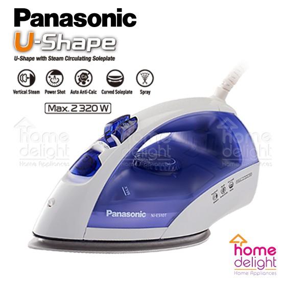 Panasonic NI-E510T Steam Iron (Blue)