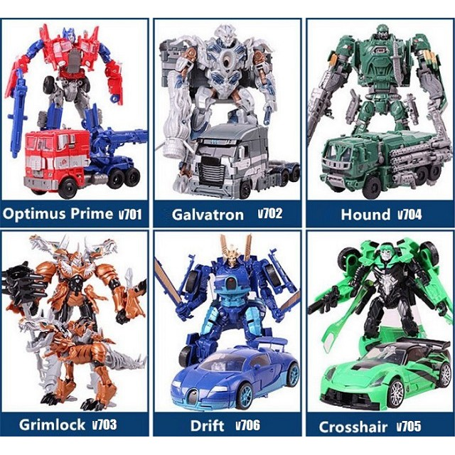 Taikongzhans Transformers Bumblebee Optimus Prime Pack & New Model Best Gift