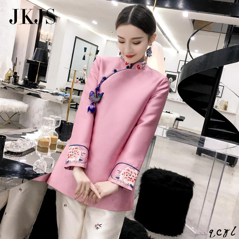 38e49579b tang suit - Traditional Wear Online Shopping Sales and Promotions - Women  Clothes Jun 2019 | Shopee Malaysia