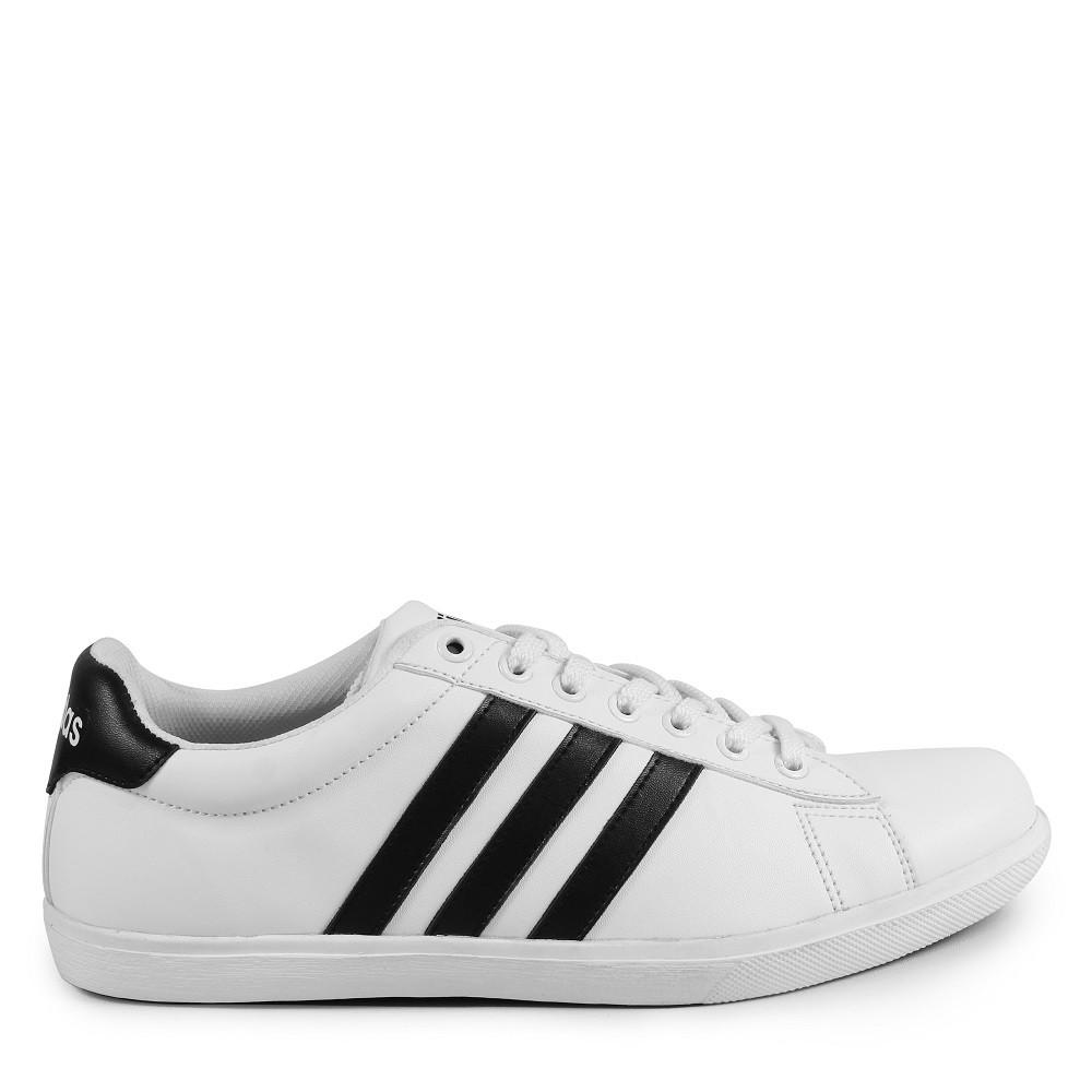 saldar Espectáculo Calamidad  Adidas Derby White Synthetic Sneakers Men Shoes Combination School Nonkrong  | Shopee Malaysia