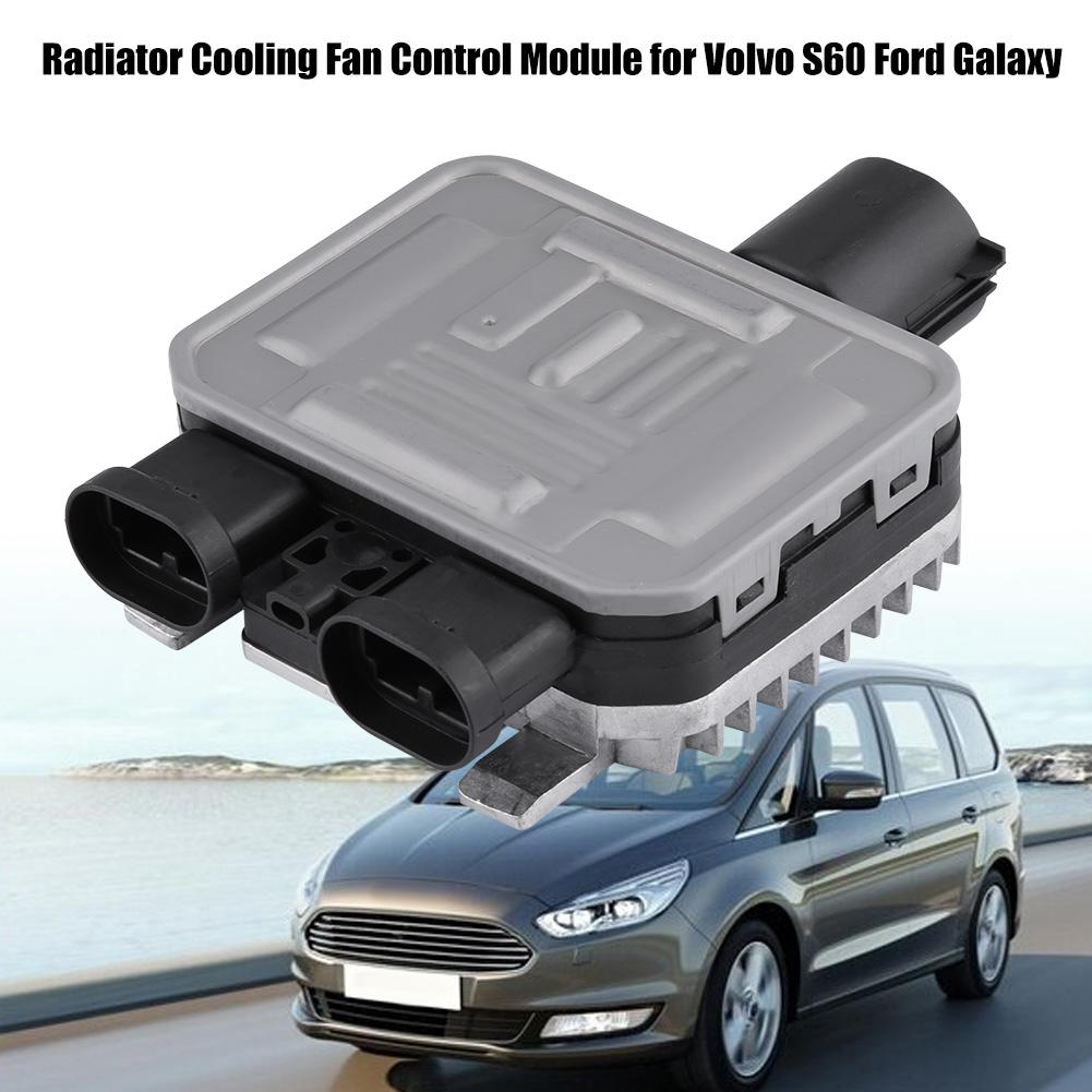 Radiator Cooling Fan Control Module for Volvo S60 Ford   Shopee Malaysia