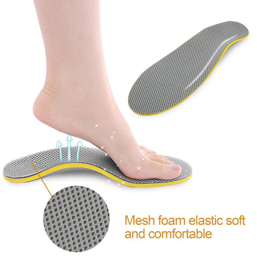 Rational Memory Foam Unisex Orthopaedic Shoe Insoles Pads Trainer Foot Feet Comfort Heel Other Clothing & Shoe Care