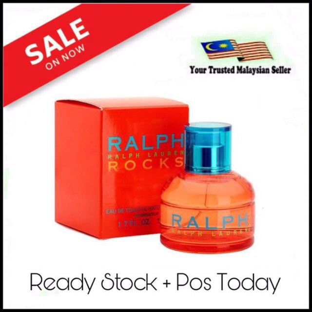 PERFUME RALPH LAUREN RALPH LAUREN ROCKS HOT 100ML perfume women