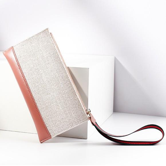 a91f5a820cf Women Wallets Fashion Lady Wristlet Handbags Long Money Bag Zipper Coin  Purse Cards ID Holder Clutch Woman Wallet Burse