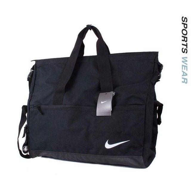 hot sale online f6674 5d94d ADIDAS LINEAR PERFORMANCE DUFFEL BAG MEDIUM - BLACK   Shopee Malaysia