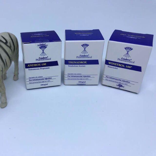 Test Prop / Winstrol Zendava Pharma