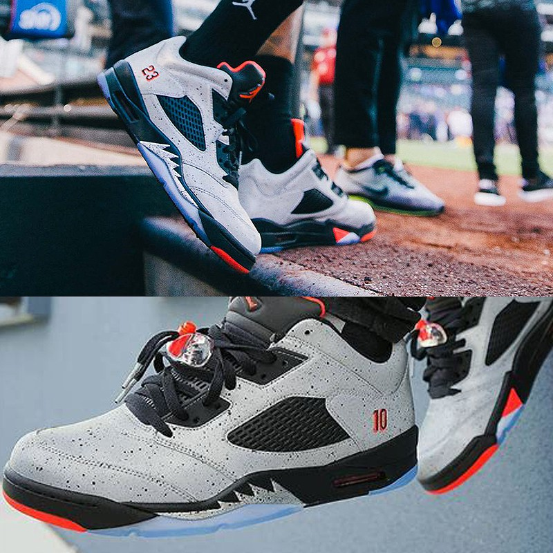 Nike Air Jordan 5 Retro Low Neymar