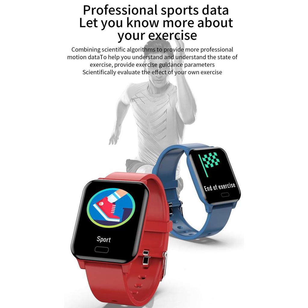 L8 Smart Watch Body Temperature IP68 Waterproof Blood Pressure Men Women Fitness Bracelet Smart Watch For Ios Android