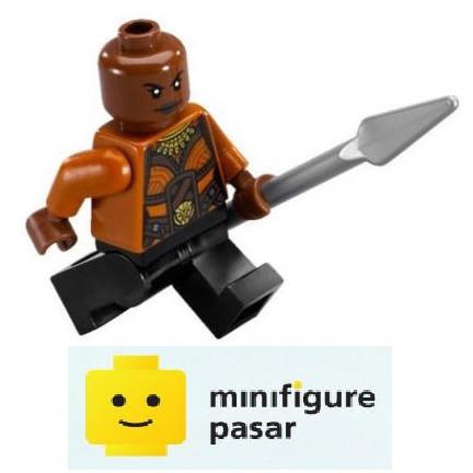 Black Panther Figurine New From 76099 Lego Super Heroes Erik Killmonger sh477