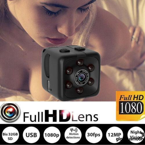 GSM-Hot Mini Micro SPY HD Hidden Camera Dice Video USB DVR Recording SQ11
