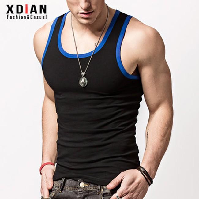 XDIAN Mens Tank Top