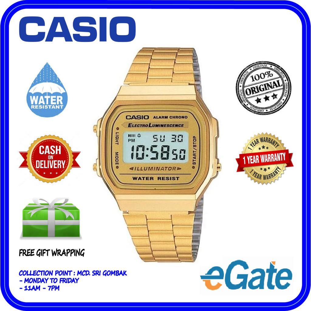 Casio Ae 1000w Series Digital Youth Men Watch Sport Original World Time 1a Shopee Malaysia