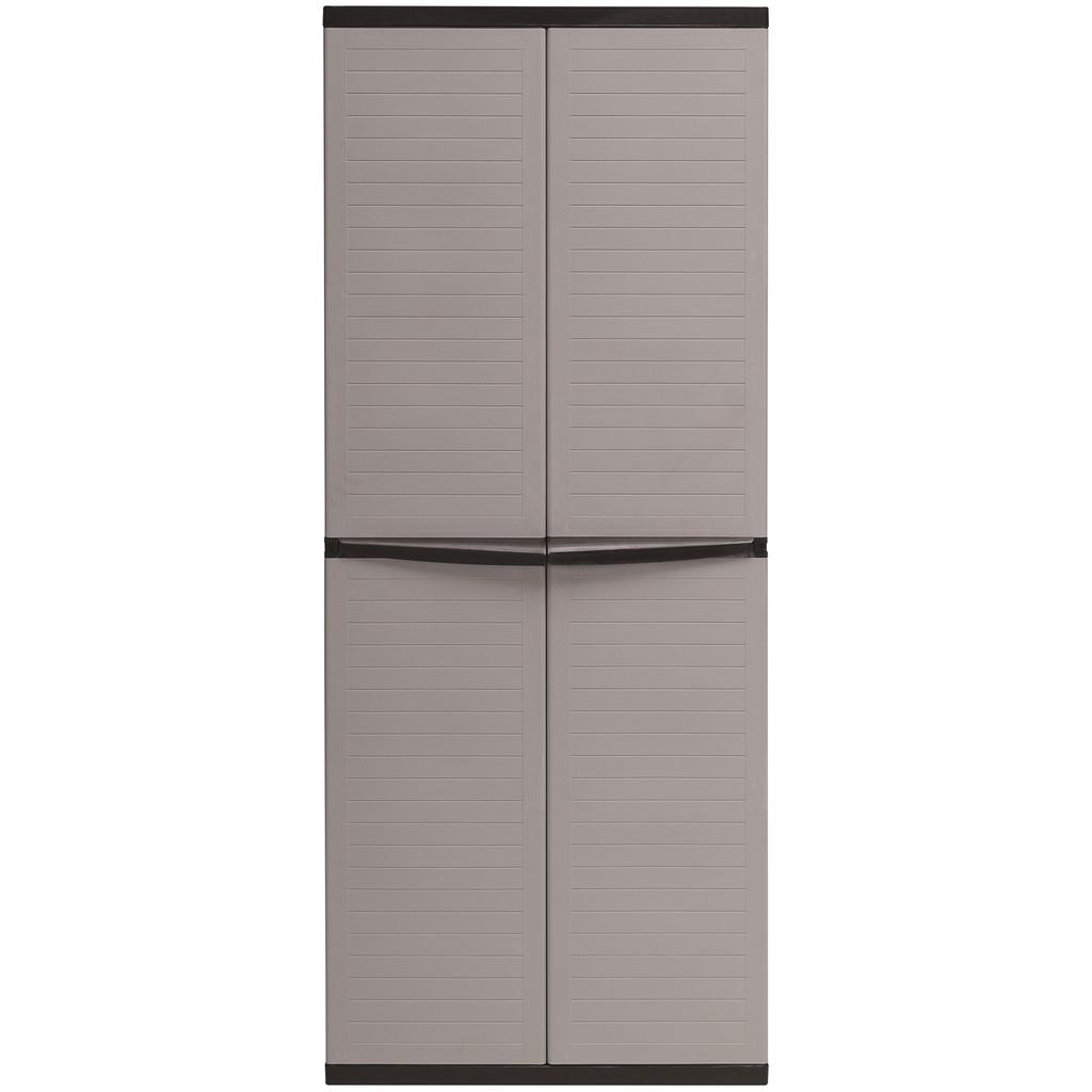 OPTIMUS Large storage cabinet/ bookcase/ book shelf/ rak buku/ rak buku plastic/ rak buku bertutup