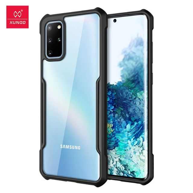 Samsung S20 S20 PLUS S20 Ultra Case XUNDD Luxury Airbags Shockproof Clear Back Case