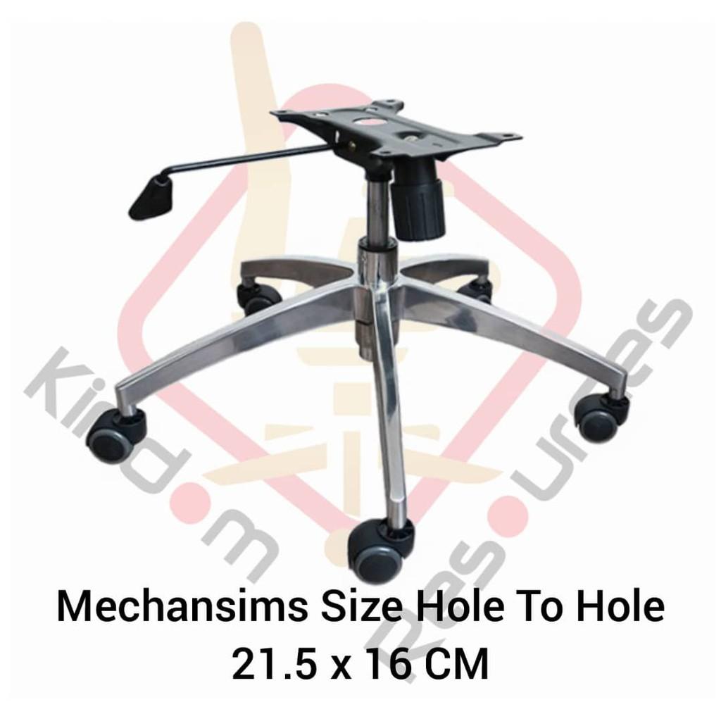 Office Chair Base Office Chair Leg High Quality Nylon Base 5 Star Leg Tapak Lima Bintang Ikea Chairs