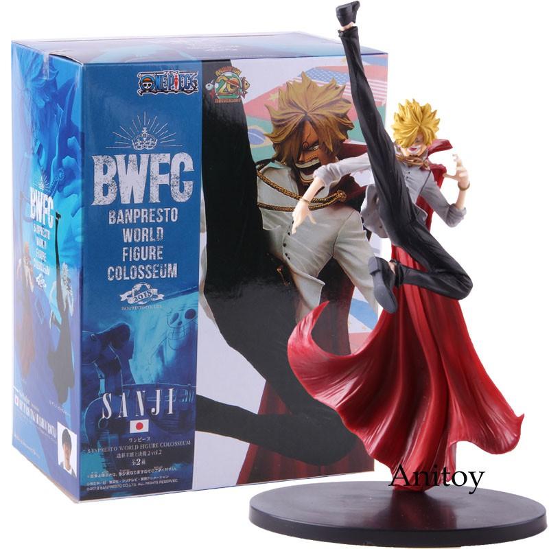 BANPRESTO One Piece WORLD FIGURE COLOSSEUM vol.2 SHANKS Japan NEW ONEPIECE anime