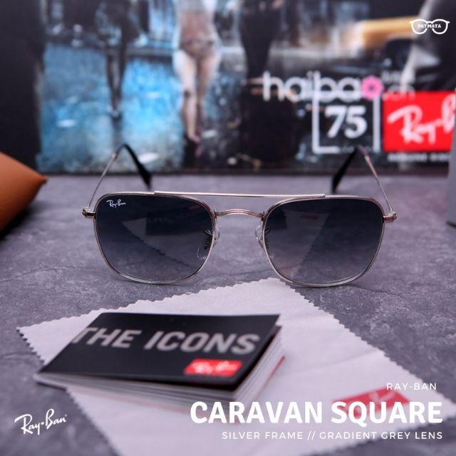 b5d30e0265ffe RayBan Caravan RB3136 002 Original