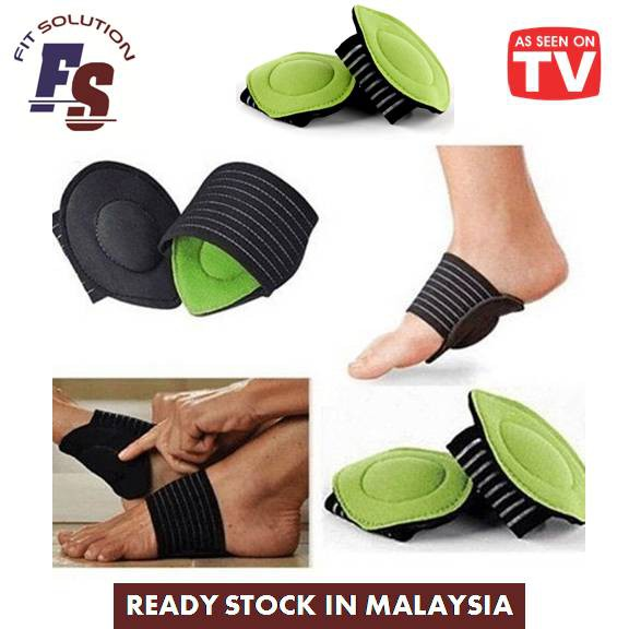 Strutz Cushioned Arch Comfortable Support Foot Relief Stand Walk