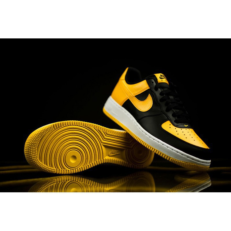 Nike Air Force 1 blackyellow EUR 39 4658