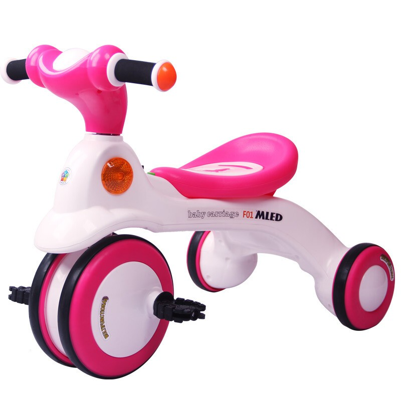 Children Kids Bike Outdoor Activity Bicycle Baby Freestyle Safety Wheel Tricycle