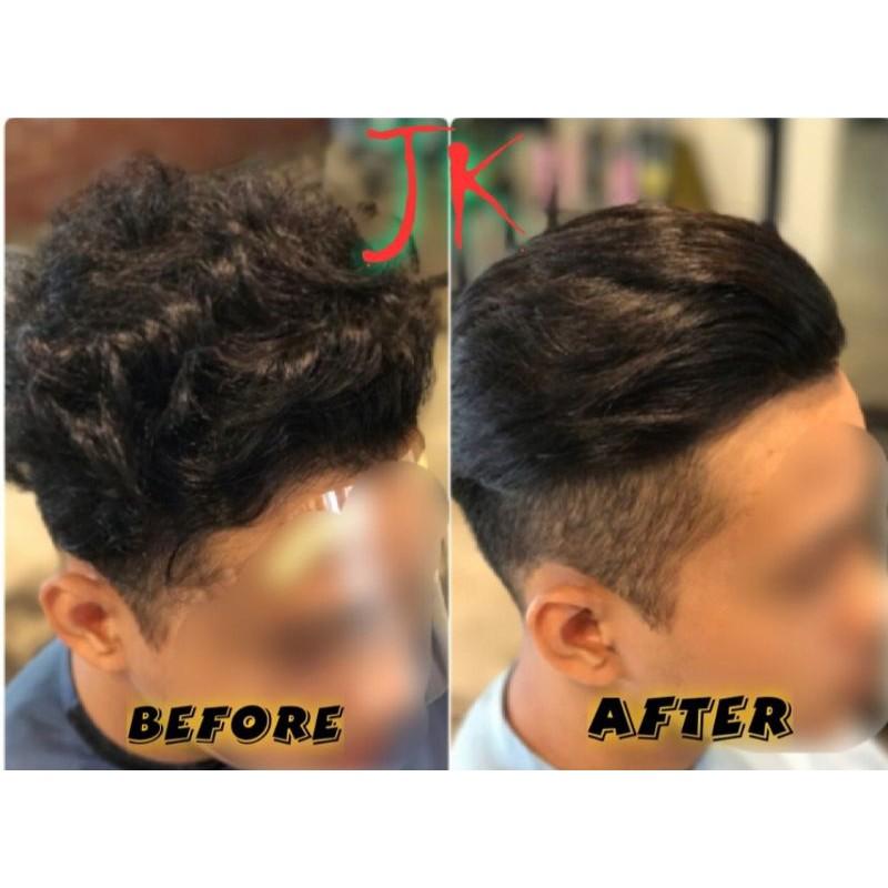 Hair Smoothing Rebonding Cream Ubat Krim Lurus Rambut Shopee Malaysia