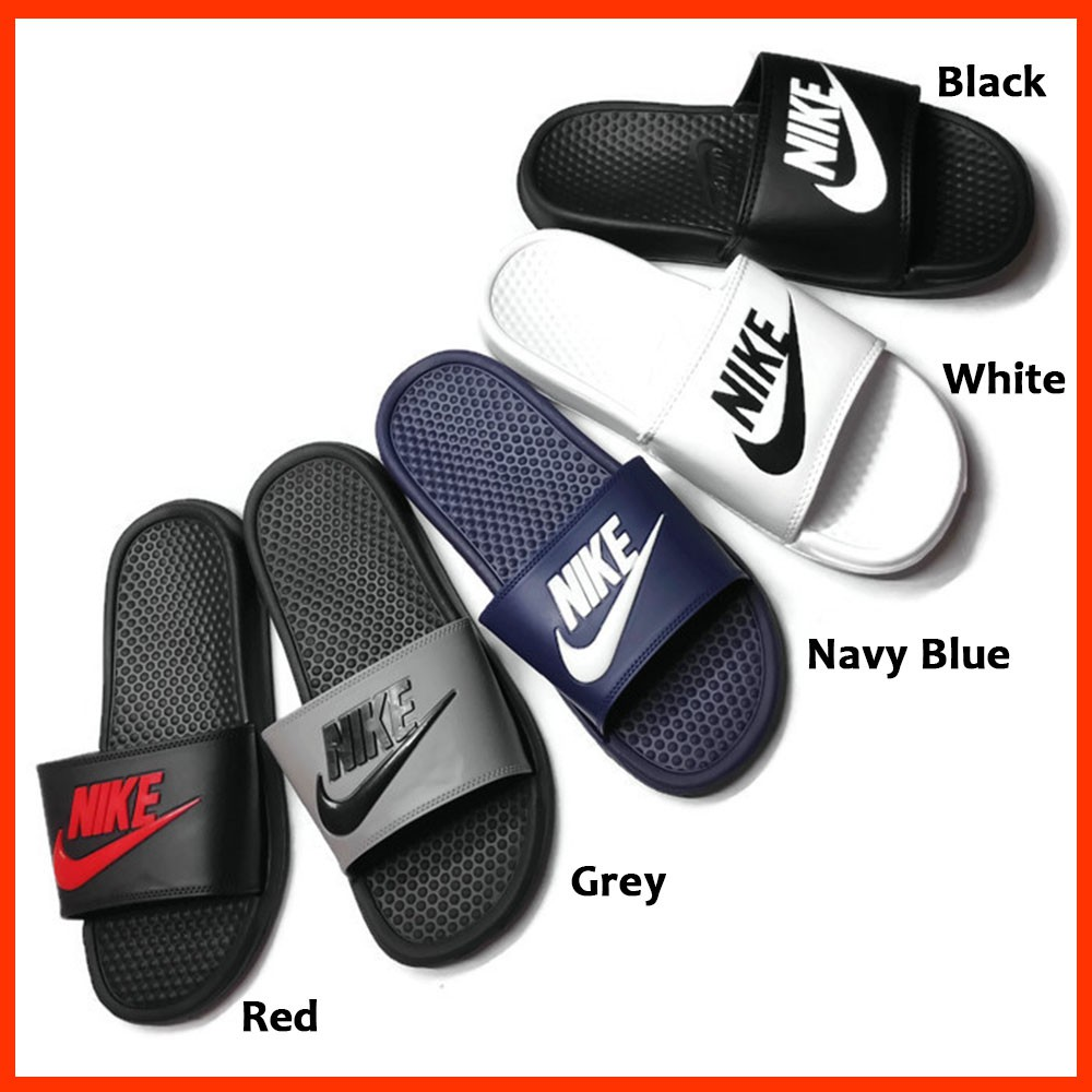 2019 Nike Pearl Jdi Navy White Sports Benassi Blue Sandals Black uKFJT1cl35