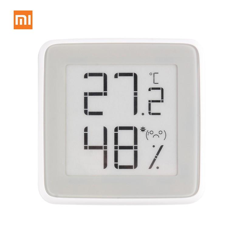 **โค้ด GOLD30 ลด 30%** Original Xiaomi Miaomiaoce เครื่องวัดอุณหภูมิควา