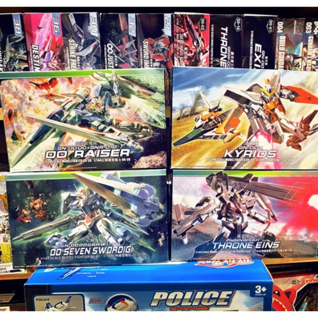 GUNDAM Gaogao HG 1/144 Collection Model Figure Ready Stock in Malaysia