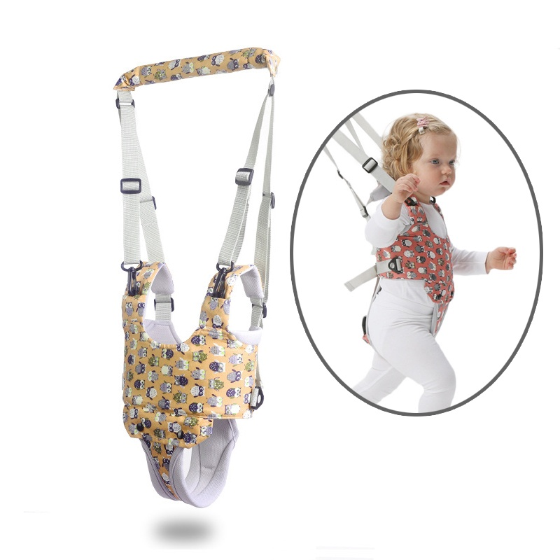 GDeal Baby Toddler Belt Fall Proof Baby Walking Toddler Stand Up Learning Walking Belt