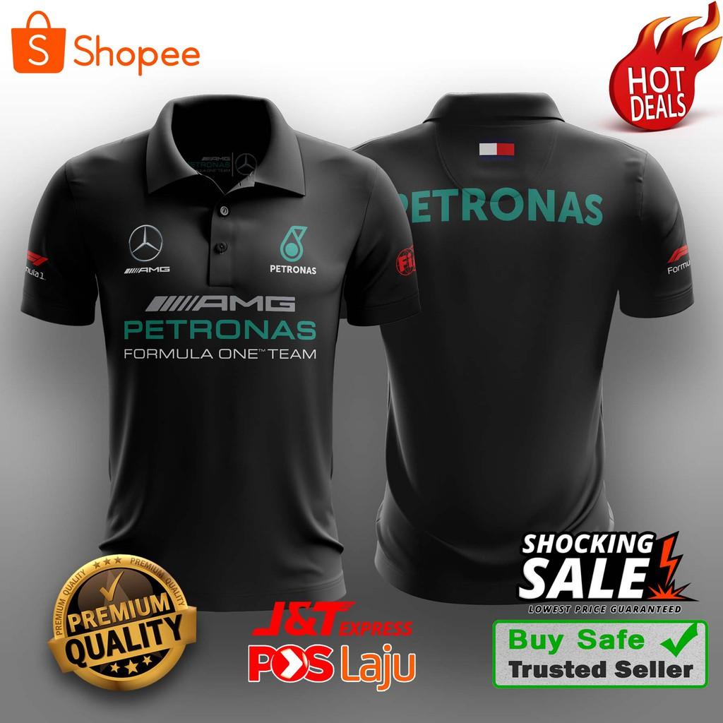 Mercedes-AMG Polo Petronas Motorsport Team F1 Piloto