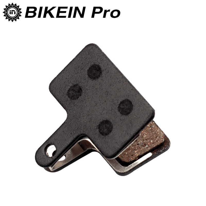 1 pair Bicycle Resin Disc Brake Pads For Shimano M375 M395 M416 M445 2 pieces