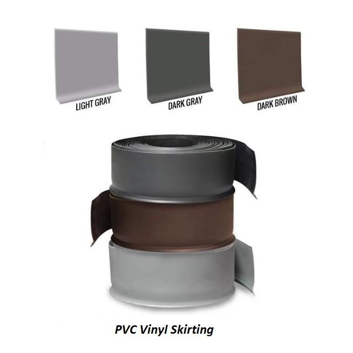 Ideco Vinyl Flooring Skirting Meter No Shopee Malaysia