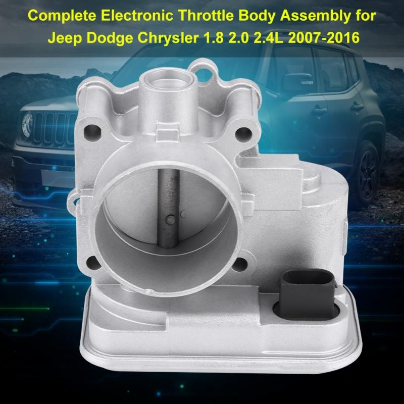 Complete Throttle Body Assembly for Jeep Dodge Chrysler 1 8
