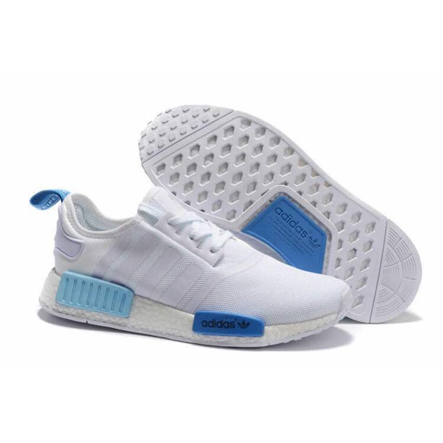 nmd r1 shoes blue