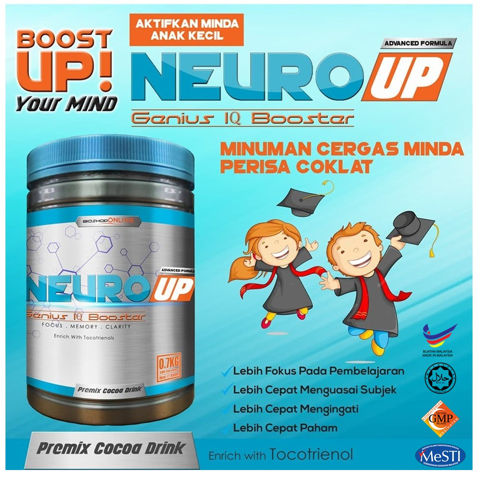 Genius IQ Booster Neuro UP