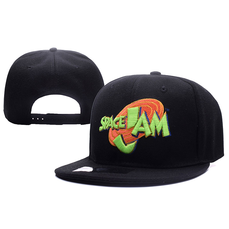 Space Jam Tune Squad Looney Tunes Baseball Cap Embroidered Logo Adjustable Strap
